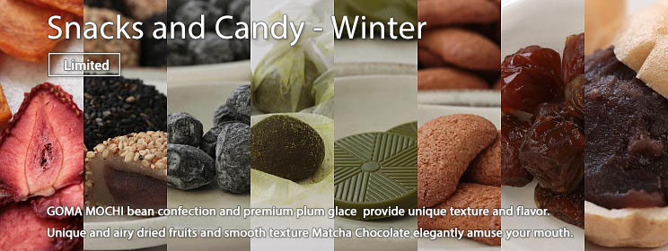Premium sweets, Japanese traditional glace series, unique texture rice cake and airy flavor Matcha confections