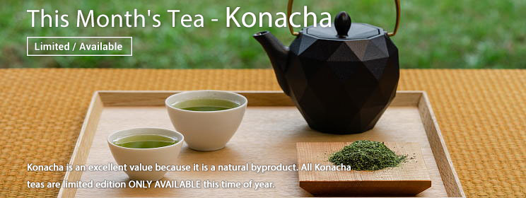 This Month's Tea - Konacha