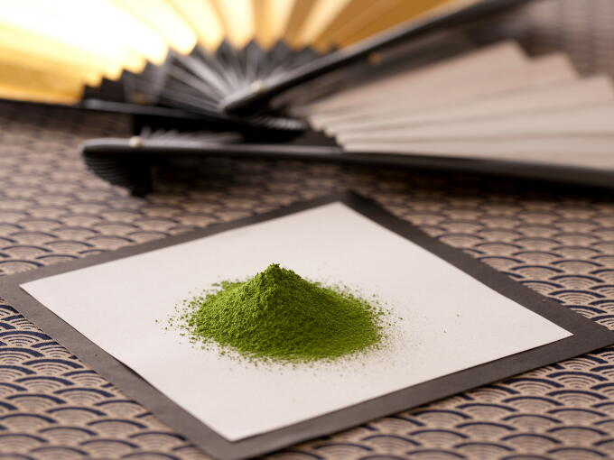 Color of Competition Matcha is much brighter green than any other highest grade Matcha available anywhere.