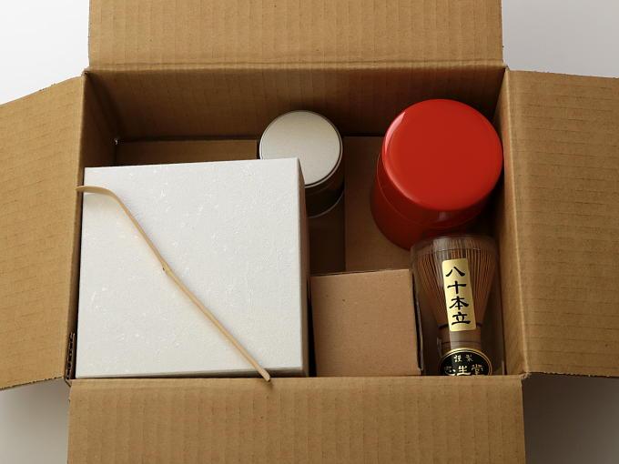 Large Furoshiki Kuro Fuji W Carton Box Japanese Green
