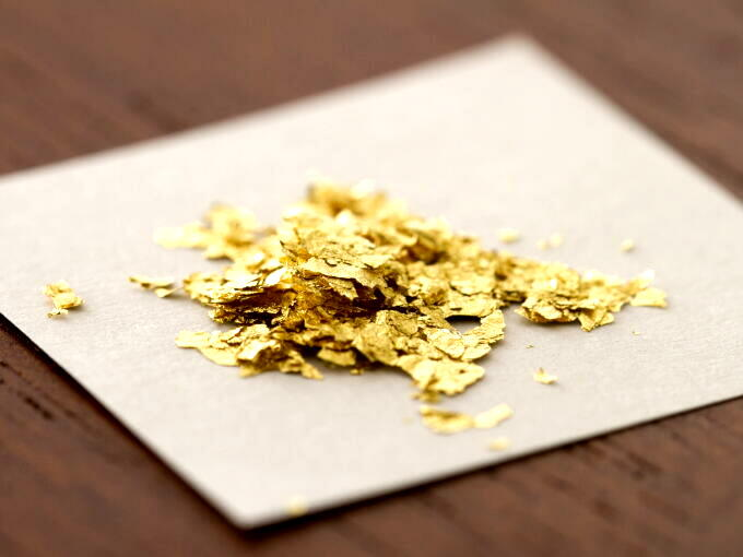 Gold is an ancient symbol of health, happiness, and prosperity.