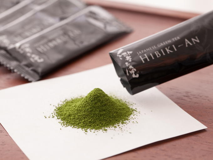 Our House Matcha is an excellent value, as evidenced by the appearance and aroma.