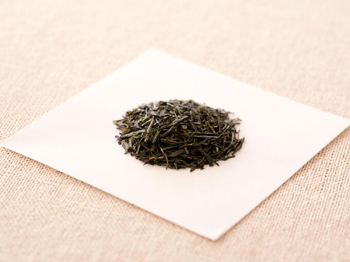 Our House Sencha is an excellent value, as evidenced by the appearance and aroma.