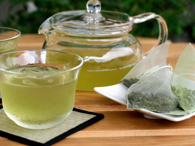 Iced Anese Tea Using Teabags