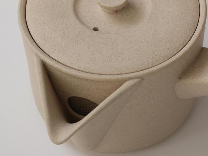 Japanese Teapot Kyusu//Tokoname Kiln//Potter 10.1 fl oz Jinsui