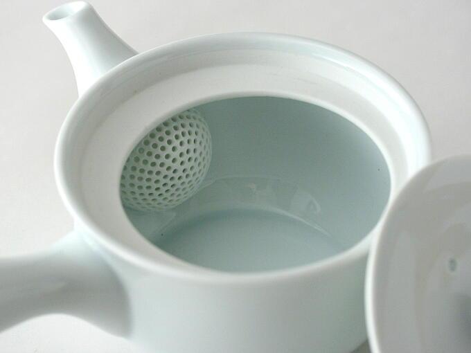 Manten Kyusu Teapot 350ml Japanese Green Tea Hibiki An