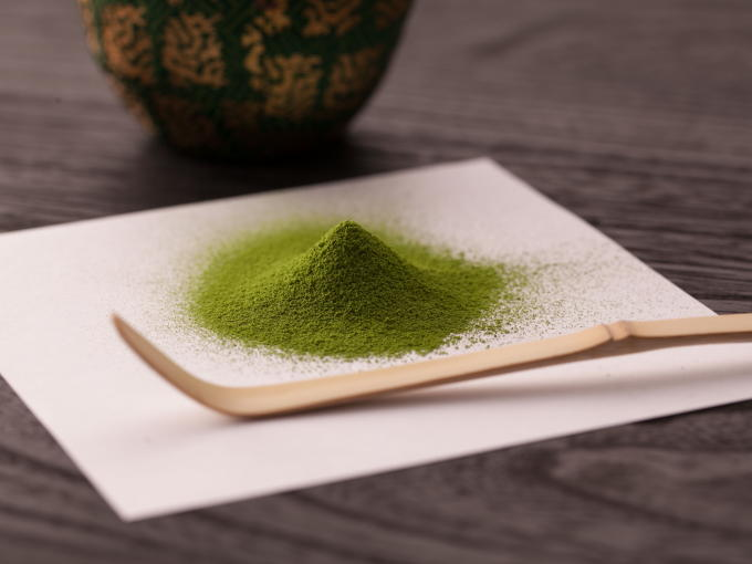 Our Organic Matcha Pinnacle has an amazingly deep, elegantly sweet and mellow aroma.