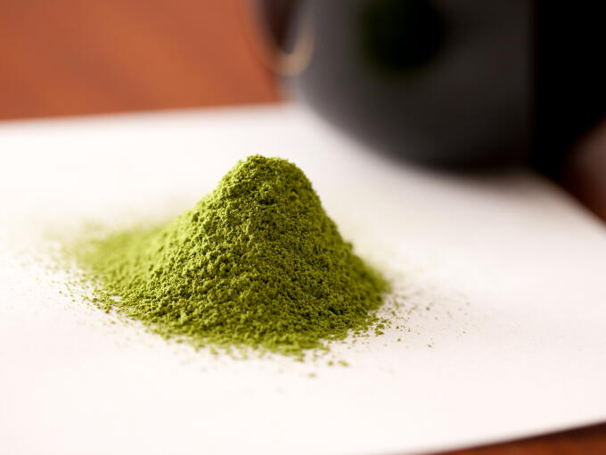 Generally speaking, higher grade Matcha is brighter green with a more noble aroma.