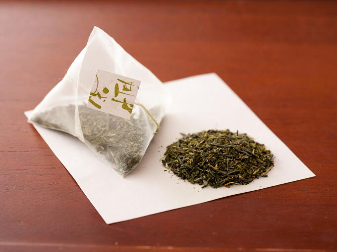 The Tea Leaves And Nylon Fabric Teabag Are Specially Designed To Brew A Flavorful Cup Of