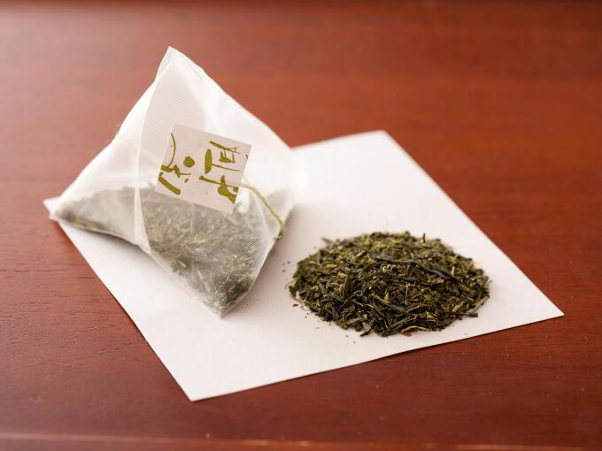 Teabag Organic Sencha 28bags X 5g 0 18